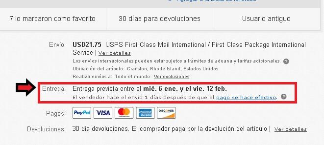 Compra eBay Mexico