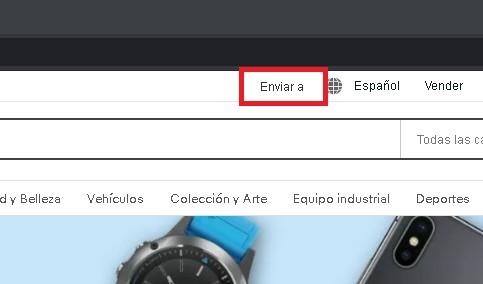 cómo comprar en eBay desde México