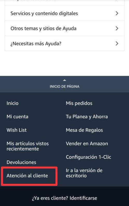 Cómo desbloquear mi cuenta de Amazon