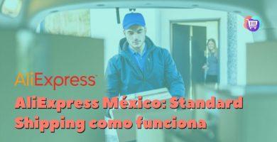 ¿Qué es el envío AliExpress Standard Shipping?