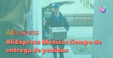 ¿Cuánto tardan en llegar los paquetes de AliExpress?