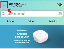Terminar la suscripción de Amazon Prime