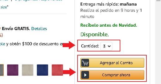 Amazon desde México