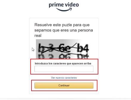 Pasos para suscribirte a Amazon Prime Video