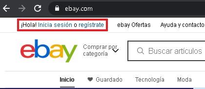 cómo vender en eBay