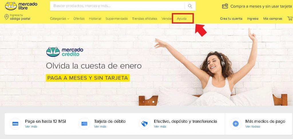 Cómo contactar a Mercado Libre México