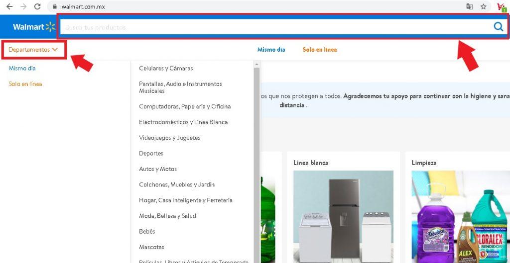 Utiliza los filtros para optimizar tu búsqueda
