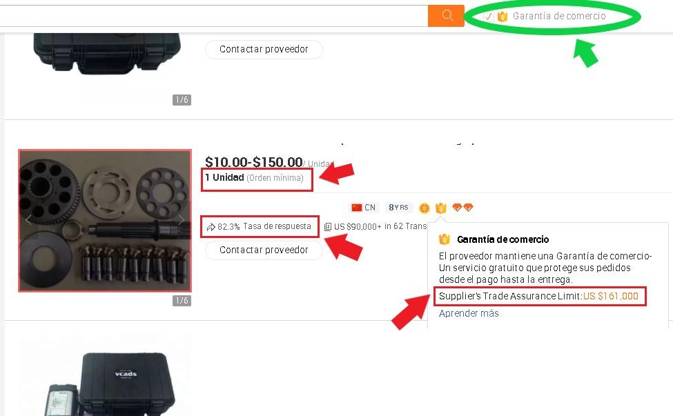 Comprar en Alibaba desde méxico sin ser estafado
