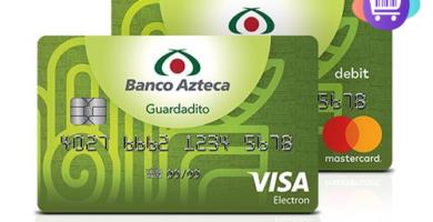 Tarjeta Guardadito Banco Azteca