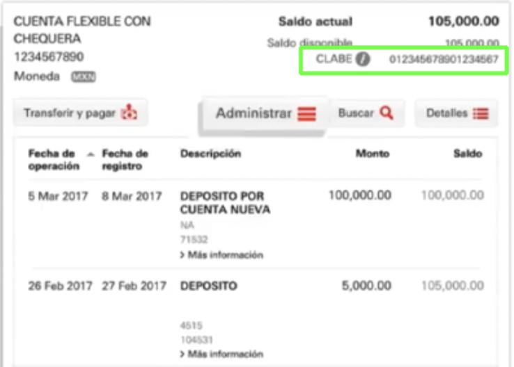Checa estado de cuenta HSBC